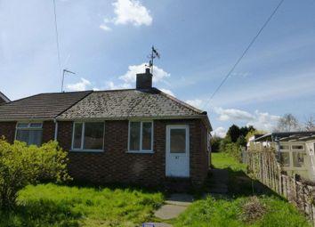 Thumbnail 2 bed semi-detached bungalow for sale in Chestnut Avenue, Lowestoft