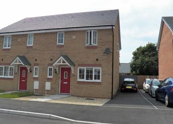 Thumbnail 3 bedroom semi-detached house for sale in Heol Y Gigfran, Cefneithin, Llanelli