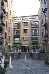 Thumbnail Office to let in Unit 6 New Crane Wharf, New Crane Place, Wapping, London