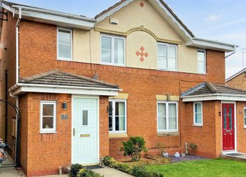 Thumbnail 3 bed semi-detached house for sale in Pumphouse Close, Longford, Coventry