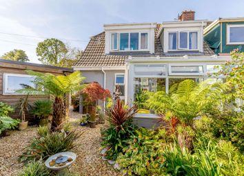 Thumbnail 2 bed semi-detached house for sale in Kingsale Road, Salcombe, Devon