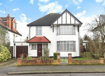Thumbnail 4 bed property for sale in Pinner View, Harrow, Middlesex