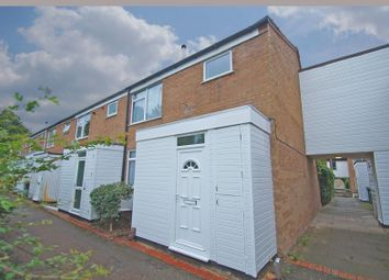 Thumbnail 3 bedroom terraced house for sale in Eathorpe Close, Redditch