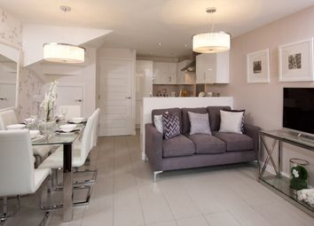 "Thumbnail 4 bedroom end terrace house for sale in ""Ritiro"" at Hauxton Road, Trumpington, Cambridge"