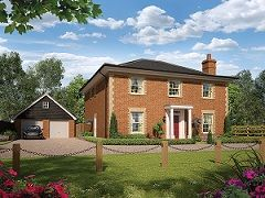 Thumbnail 5 bed detached house for sale in Ipswich Road, Needham Market
