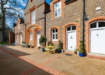 Albury Park Mews, New Road, Albury Park, Surrey GU5. 2 bed terraced house for sale
