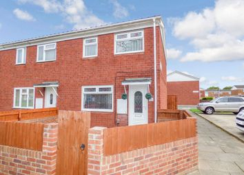 Thumbnail 3 bed terraced house for sale in Longbeck Way, Thornaby, Stockton-On-Tees