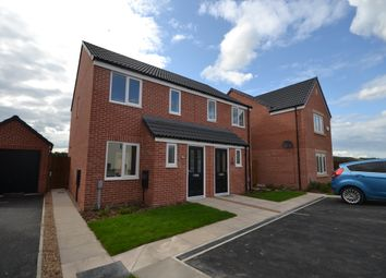 Thumbnail 2 bed semi-detached house to rent in Kingfisher Road, Stoke Bardolph, Burton Joyce, Nottingham