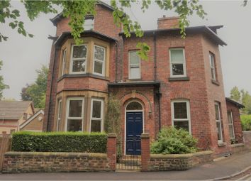 Thumbnail 5 bed detached house for sale in Westfield Grove, Wakefield
