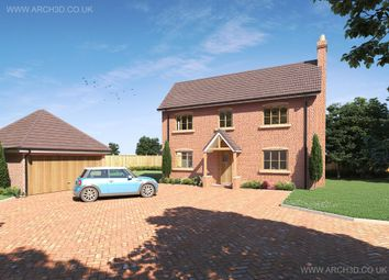 Thumbnail 4 bed detached house for sale in Nuneaton Road, Fillongley, Coventry