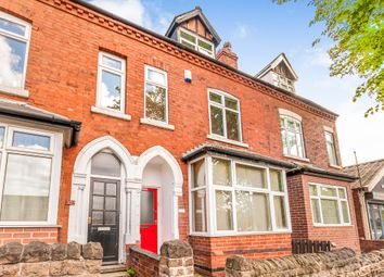 Thumbnail 1 bed terraced house for sale in Hucknall Road, Nottingham