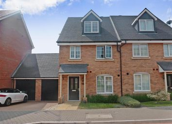 Thumbnail 3 bed semi-detached house for sale in The Alders, Billingshurst, West Sussex