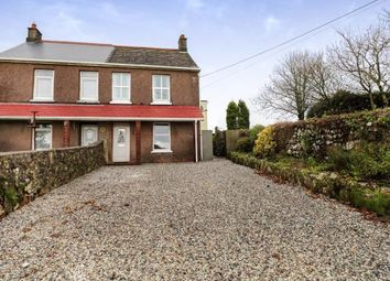 Thumbnail 3 bed semi-detached house for sale in St. Dennis, St. Austell, Cornwall