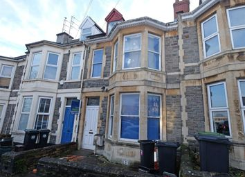 Thumbnail 6 bed terraced house for sale in North View, Westbury Park, Bristol
