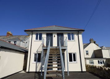 Thumbnail 2 bed flat to rent in Alexandra Road, St Austell, Cornwall