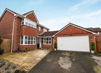 Thumbnail 4 bedroom detached house for sale in Carnoustie Close, Winsford, Cheshire, England