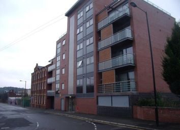 Thumbnail 1 bed flat to rent in City Walk, Sylvester Street, Sheffield