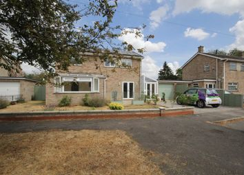 Thumbnail 3 bed detached house to rent in Orchard Lane, Brampton, Huntingdon