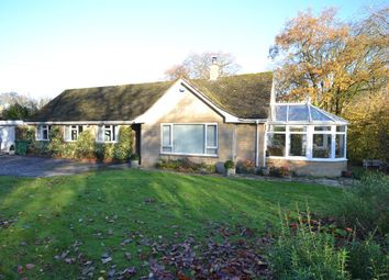 Thumbnail 4 bed detached bungalow for sale in Stinchcombe Hill, Dursley