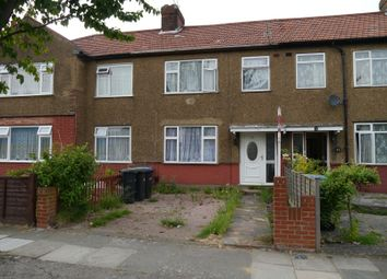 Thumbnail 3 bed terraced house to rent in Lincoln Way, Enfield