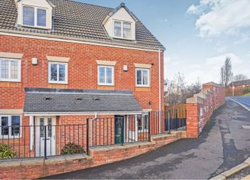 Thumbnail 3 bed town house for sale in Tudor Way, Leeds