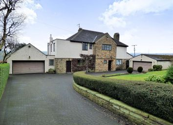 Thumbnail 5 bed detached house for sale in Hill End Lane, Harden, Bingley