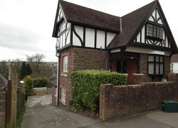 Thumbnail 3 bed detached house to rent in Risca Road, Newport