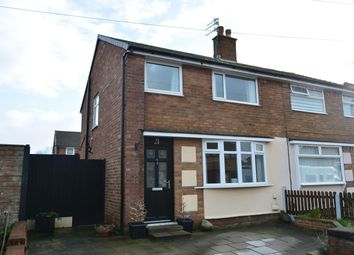 Thumbnail 3 bed semi-detached house for sale in Holbeck Avenue, South Shore, Blackpool