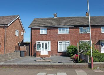 Thumbnail 3 bed semi-detached house for sale in Churchill Avenue, Southport