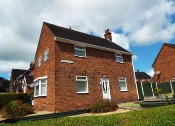 Thumbnail 3 bed end terrace house for sale in Heol Camlas, Gwersyllt, Wrexham, Wrecsam