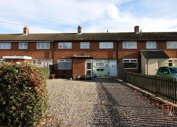 Thumbnail 3 bed terraced house for sale in Highfields, Bentley, Ipswich