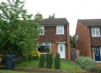 Thumbnail 2 bed detached house to rent in Mount Road, Hertford