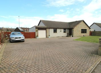 Thumbnail 4 bed bungalow for sale in West End Drive, Lossiemouth