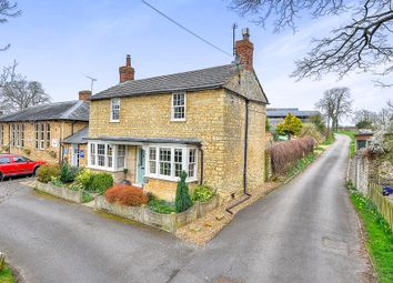 Thumbnail 3 bedroom semi-detached house for sale in High Street, Stoke Goldington, Newport Pagnell