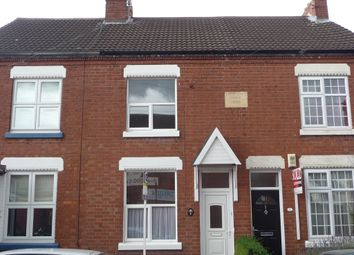 Thumbnail 2 bedroom property to rent in Gladstone Street, Anstey, Leicester