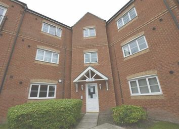 Thumbnail 2 bed flat for sale in Redhill Park, Off Hall Road, Hull