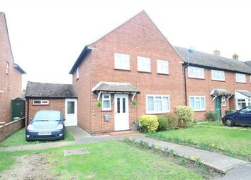Thumbnail 3 bed semi-detached house for sale in Hornbeam Road, Guildford, Surrey