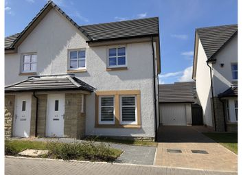 Thumbnail 3 bed semi-detached house for sale in Kingston Road, Kirkcaldy