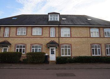 Thumbnail 2 bedroom flat for sale in Rainsborough Court, Hertford