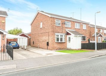 Thumbnail 2 bed semi-detached house for sale in Langsett Road, Sutton-On-Hull, Hull