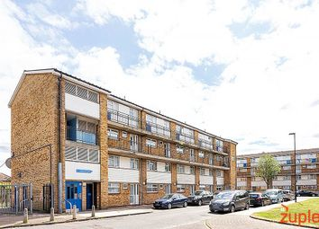 Thumbnail 3 bed maisonette for sale in Emsworth Close, St. Mary's Road, London