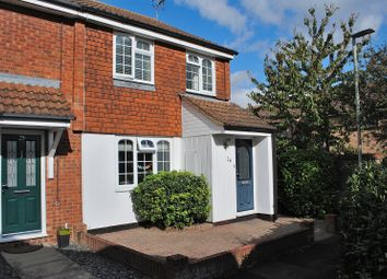 Thumbnail 3 bed end terrace house for sale in Rushleigh Green, Bishop's Stortford, Hertfordshire