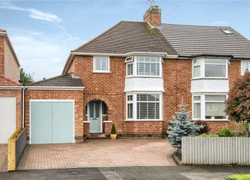 Thumbnail 3 bed semi-detached house for sale in Melton Road, Leamington Spa