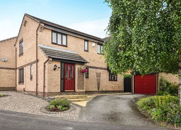 Thumbnail 4 bedroom detached house for sale in Spindletree Drive, Oakwood, Derby
