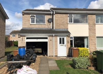 Thumbnail 3 bed semi-detached house for sale in Nene Close, Melton Mowbray
