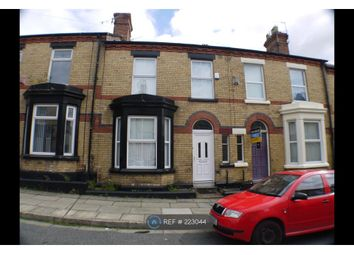 Thumbnail 4 bed terraced house to rent in Burdett Street, Liverpool