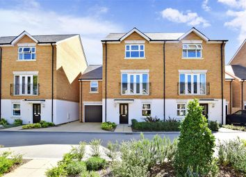 Thumbnail 5 bed semi-detached house for sale in Braby Drive, Horsham, West Sussex