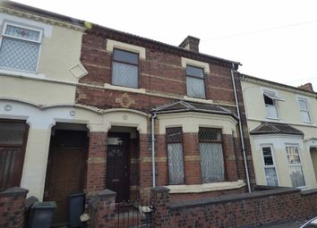 Thumbnail 4 bedroom terraced house for sale in Havelock Place, Shelton, Stoke-On-Trent
