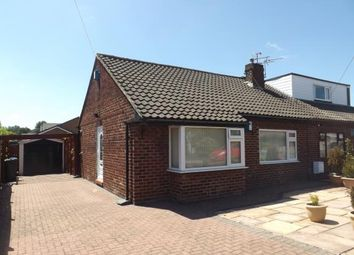 Thumbnail 2 bed bungalow for sale in Crow Wood Road, Lowton, Warrington