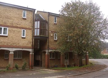 Thumbnail 1 bed flat for sale in Woodstock Crescent, Laindon, Basildon